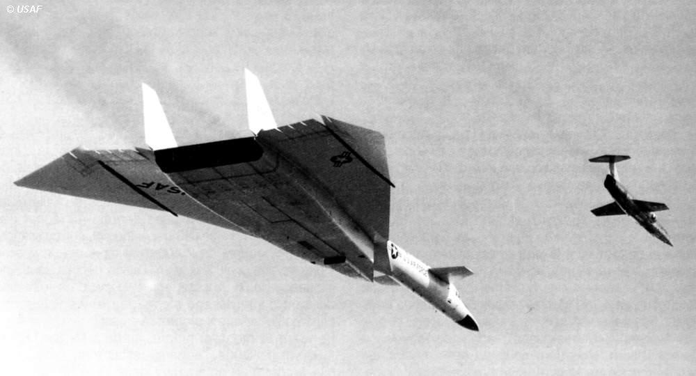 XB-70 Valkyrie : Le cauchemar des contribuables américains 9